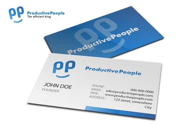 Proposition n°                                        112                                      du concours                                         Logo Design for Productive People