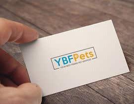 #432 for New Logo/Digital files for YBFPets by babluislam
