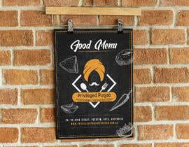 #39 для Need a restaurant Menu designed от designdot0