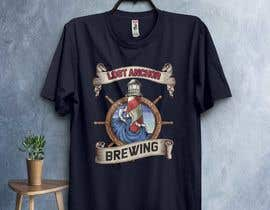 #51 for Brewing Company T-Shirt Design by abutahir12