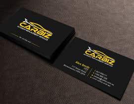 #113 for Business Card design - Carbiz ARV af papri802030