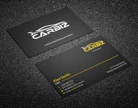#635 for Business Card design - Carbiz ARV af SHILPIsign