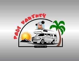 #97 для Logo Design for travel and camper van blog от Aadi310