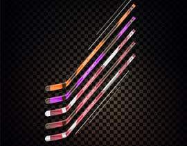 #8 pentru Erstelle ein Eishockey bezogenes Design ohne Vektoren einer Plattform de către mamunahmed9614