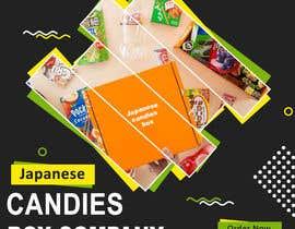 #7 cho Create design for Japanese candies box bởi MUNNAAREAN