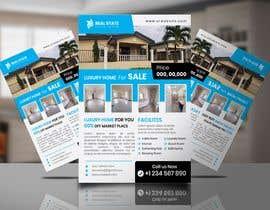 #19 for Real Estate For Sale Flyer af mdsahed987