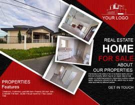 #6 for Real Estate For Sale Flyer af Artsinistic