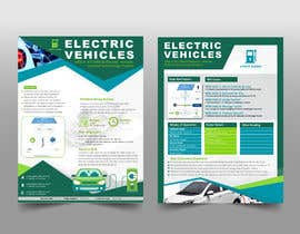 #26 for Graphic Design for a 2-Page Business and Technical Report by decentcreation