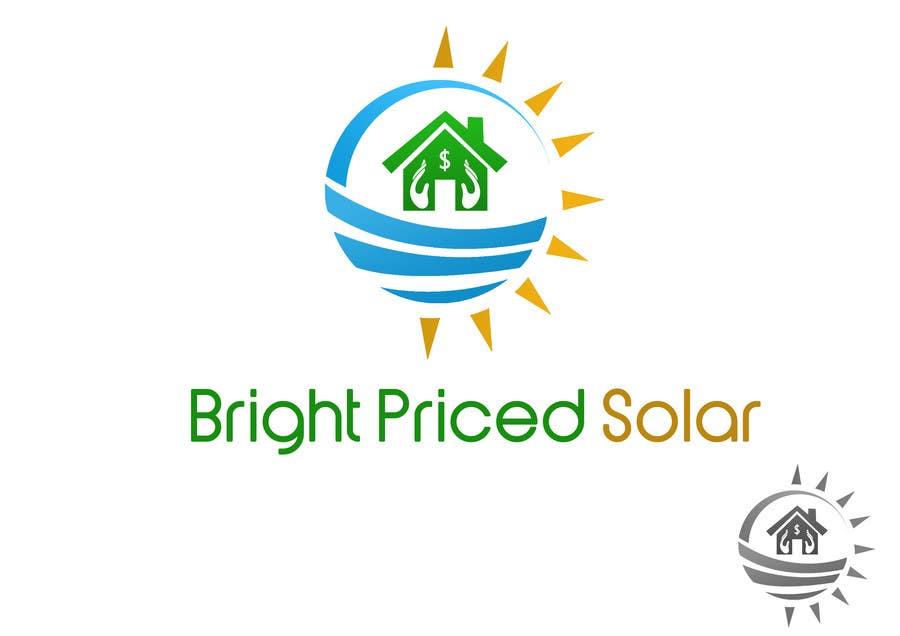 Kilpailutyö #28 kilpailussa Logo Design for Bright Priced Solar