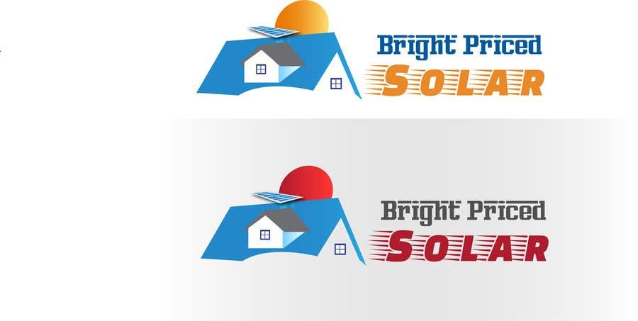 Kilpailutyö #32 kilpailussa Logo Design for Bright Priced Solar