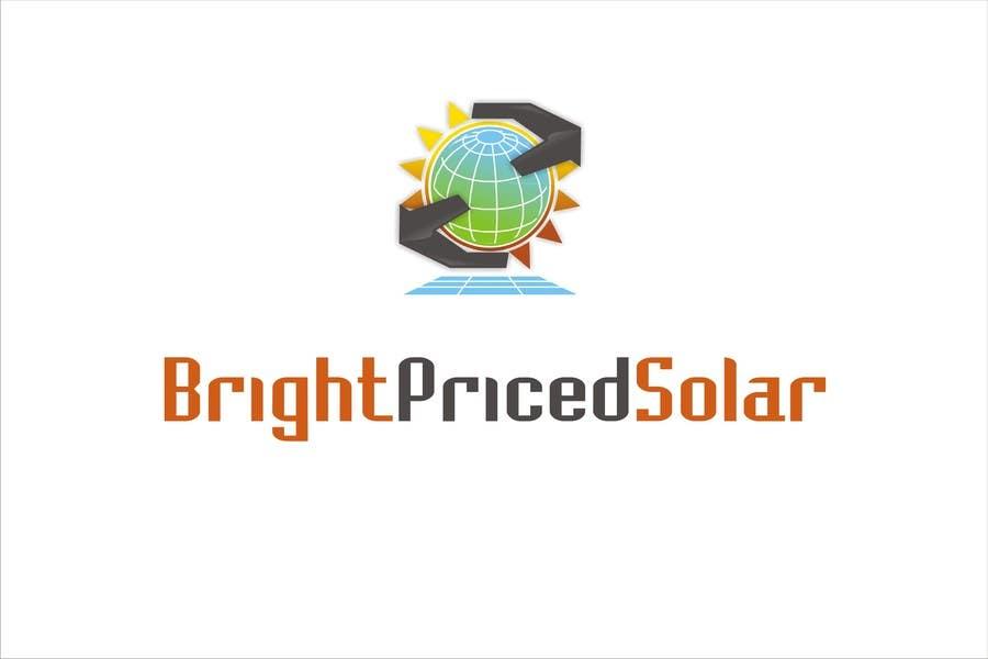 Bài tham dự cuộc thi #                                        34                                      cho                                         Logo Design for Bright Priced Solar
