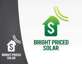 #25 untuk Logo Design for Bright Priced Solar oleh vladgabriel94