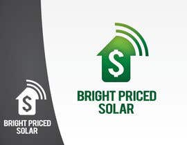#26 untuk Logo Design for Bright Priced Solar oleh vladgabriel94