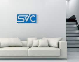 #345 for Design a company logo for SVC by graphicground