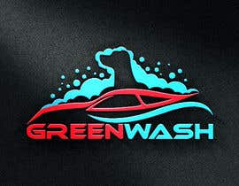 #74 для Design simple Logo for car washing от designhub705
