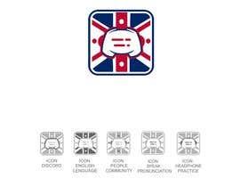 Nro 38 kilpailuun Create a logo for English speaking community in Discord käyttäjältä FlowCustom