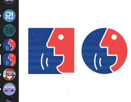 Nro 49 kilpailuun Create a logo for English speaking community in Discord käyttäjältä tabrezee