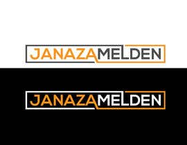 #8 for logo for website, the name is janazamelden janaza means funeral and melden means report. af romanmahmud