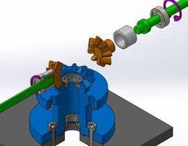 #10 pentru Design a gearbox 2D/3D in SolidWorks-Format (2018 or older) de către balaji875329