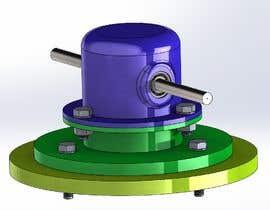 #20 pentru Design a gearbox 2D/3D in SolidWorks-Format (2018 or older) de către OuflahCAD