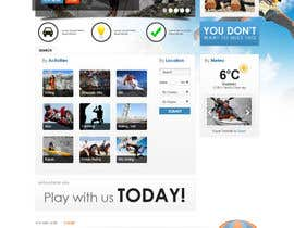 #32 untuk Website Design for Let's Go Play Outside oleh arcBshopEyek