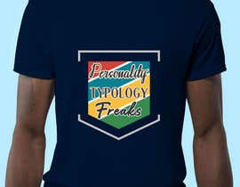 "#22 untuk ""Personality Typology Freaks"" T-shirt designs, mainly typography oleh snowdropj12"