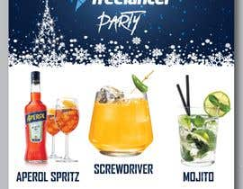#28 для Build me an attractive stand out Cocktail Menu featuring 3 Cocktails and other drinks as well от adesigngr