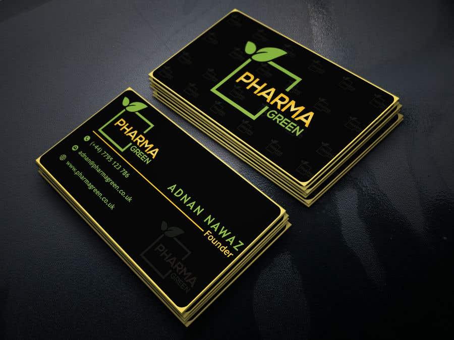 Penyertaan Peraduan #140 untuk Business Card Design 2