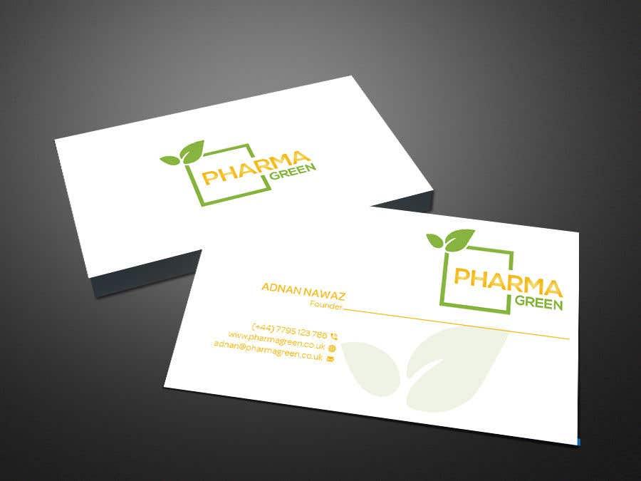 Penyertaan Peraduan #34 untuk Business Card Design 2