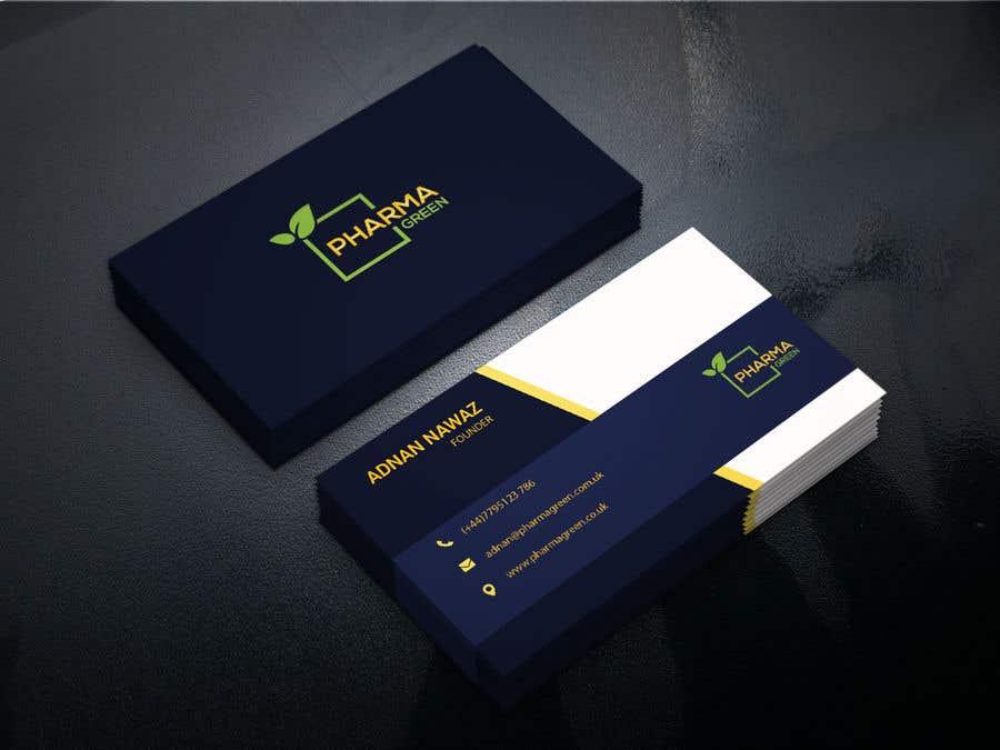 Penyertaan Peraduan #                                        243                                      untuk                                         Business Card Design 2