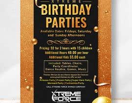 #28 untuk birthday party flier oleh mindlogicsmdu