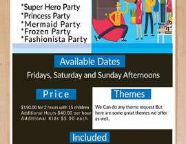 #35 untuk birthday party flier oleh Saiful7788