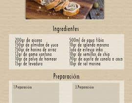 #17 untuk Diseno de Recetario Con estilo navideno oleh YvanaP