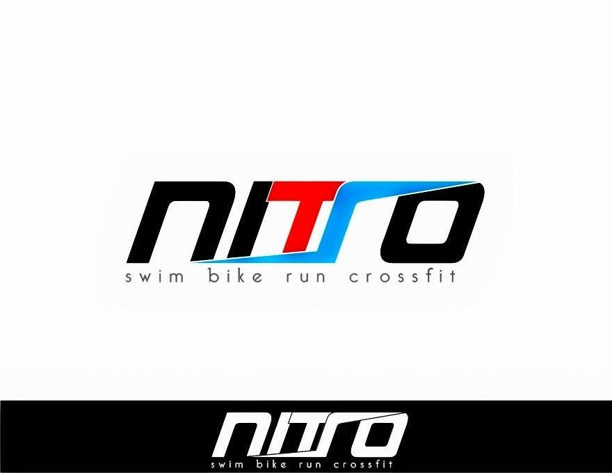 Penyertaan Peraduan #161 untuk Logo Design for swim bike run crossfit brand