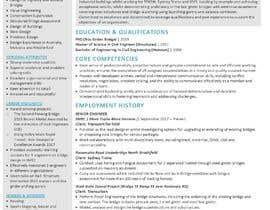 #30 for Professional CV Design (Resume) af Kolirbica