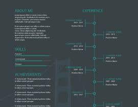 #37 for Professional CV Design (Resume) af Kolirbica