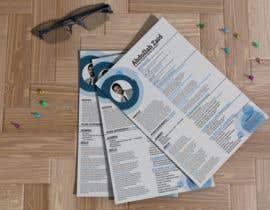 curiosity5 tarafından Professional CV Design (Resume) için no 53