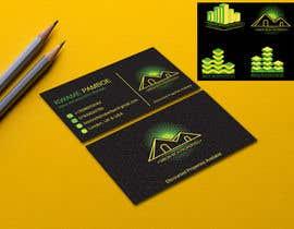 Nro 218 kilpailuun Business card käyttäjältä sujitguho42