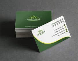 Nro 168 kilpailuun Business card käyttäjältä skrprohallad84