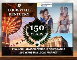 #30 для Business Anniversary ideas and ad layout от neharasheed876