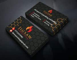 #120 untuk Business card and logo design oleh atiktazul7