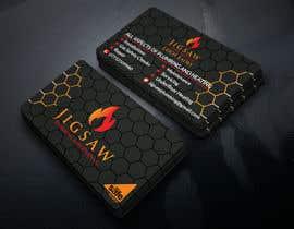 #209 untuk Business card and logo design oleh atiktazul7