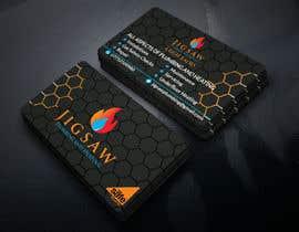 #246 untuk Business card and logo design oleh atiktazul7