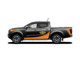 #36 untuk Mock up a vehicle design oleh FreeLogoDownload