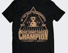 """Nro 82 kilpailuun BEST OF THE BEST INC """" THE LONG SHOT TOURNAMENT SHIRT"""" käyttäjältä jibon710"""