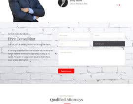 #21 для Build a dreamweaver website parallax template home page and a sub page от MHrauf