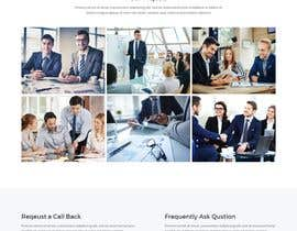 #32 для Build a dreamweaver website parallax template home page and a sub page от sattitweb