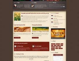 terrycoder tarafından Redesign parish website için no 3