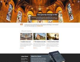 cdesigneu tarafından Redesign parish website için no 6