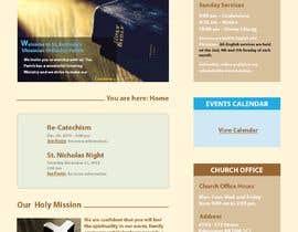 mdshohag810 tarafından Redesign parish website için no 16